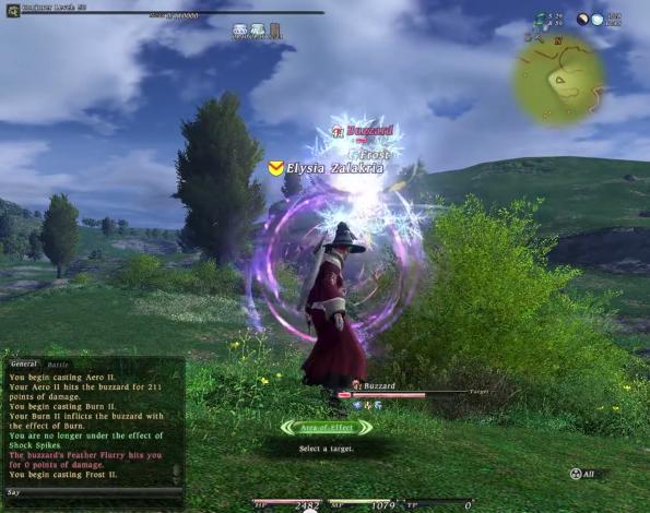 Frost II | Final Fantasy Wiki | FANDOM powered by Wikia