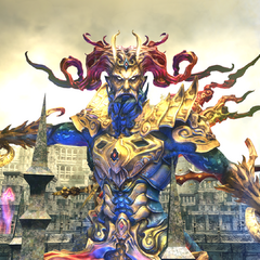 The Thunder God.