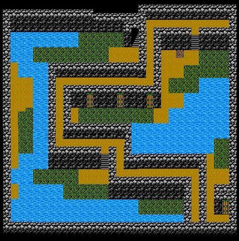 File:FF II NES - Mysidian Cave Fourth Floor.jpg