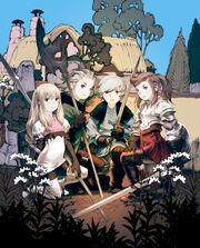 FF T4HoL Cover Art Artwork
