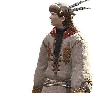 Botanist in the original <i>Final Fantasy XIV</i>.