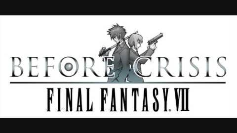 Final Fantasy VII Before Crisis - Theme Of Elfe (Angel)