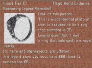 Occult Fan 3