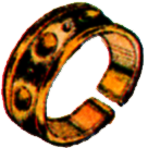 Copper Armlet FFI Art