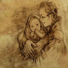 Dr. Cid and Balthier.