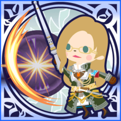 <i>Final Fantasy Airborne Brigade</i> (SSR Legend).