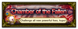 FFBE Chamber of the Fallen