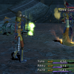Seed Cannon used by Gun Mage in <i><a href=