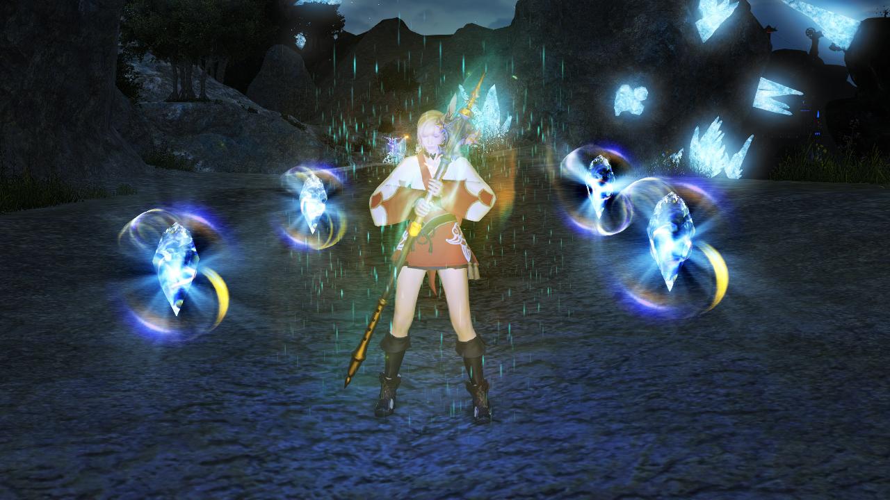 Final Fantasy XIV allusions/Final Fantasy series | Final Fantasy