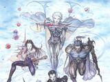 Final Fantasy II characters