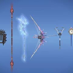 Оружие из <i>Final Fantasy XIII</i>.