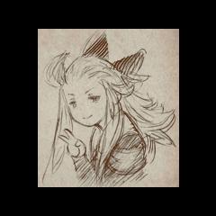 Sketch of Edea.