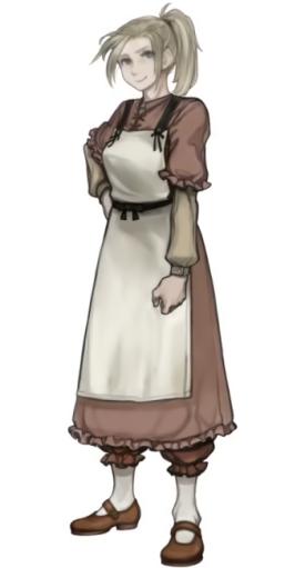Claudia from FFVIIR(1)