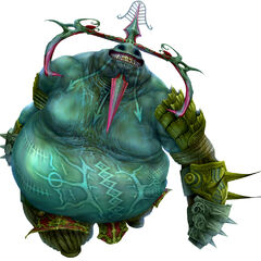 Кухулан - призываемое существо Яда в Ивалисе.