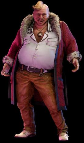 Don Corneo Final Fantasy VII Remake render01