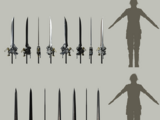List of Final Fantasy XV weapons
