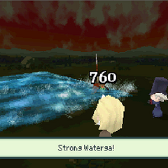 Strong Waterga in <i><a href=