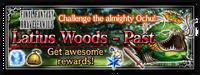 FFBE Event Latius Woods Past