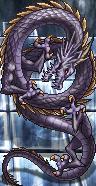 FFIVPSP - Shadow Dragon Sprite