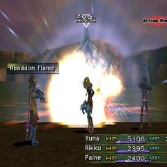 Abaddon Flame.
