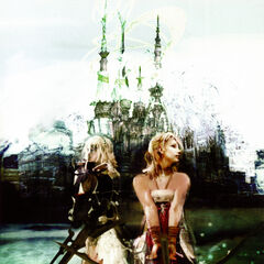 Isamu Kamikokuryo artwork of Lightning and Serah.