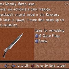March Issue: Revolver.
