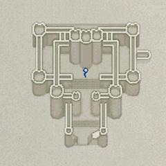 Карта Дамциана. (DS)