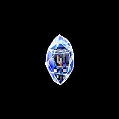 Rinoa's Memory Crystal.