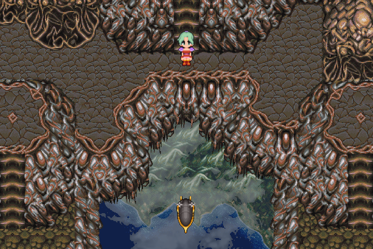 FFVI PC Floating Continent Airship.png