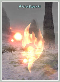 FFXI-FireElemental
