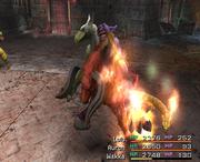 FFX Megiddo Flame