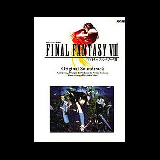<i>Final Fantasy VIII Original Soundtrack Piano Sheet Music</i>.