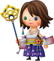 Theatrhythm Yuna