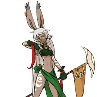 A viera as an Elementalist in <i><a href=