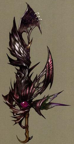 FFXIII-2 Caius's Sword