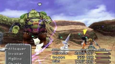 Final Fantasy 9 - Soluce - 311. Gargantua (Partie 1 2)