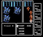 Lutando com Frost Dragons
