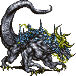 Omega Weapon FFVI