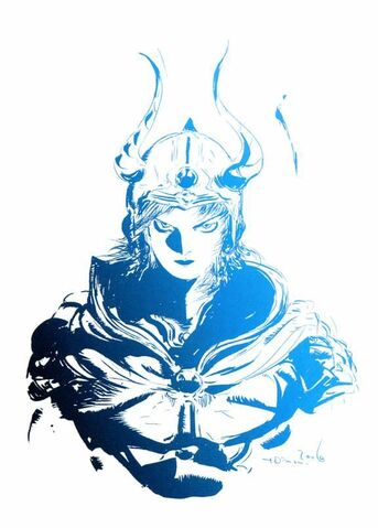 File:Warrior of Light 20th Anniversary.jpg
