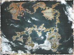 Dissidia 012 World
