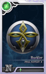 FF10 Buckler N Artniks