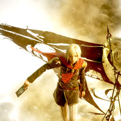 Ace for <i>Final Fantasy Type-0 HD</i>.
