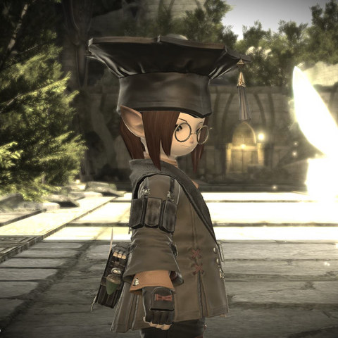 Surito when he was a Lalafell.