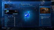 Materia menu in FFVII Remake