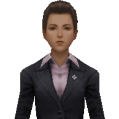 Female executive (<i>Crisis Core</i>).