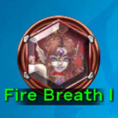 Lamia Queen (Fire Breath I).