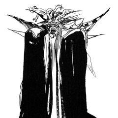 Imperador Sombrio por <i>Yoshitaka Amano</i>