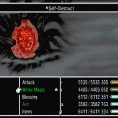 Self-Destruct as a summon ability in <i><a href=