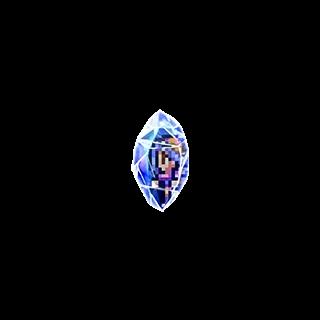 Leila's Memory Crystal.