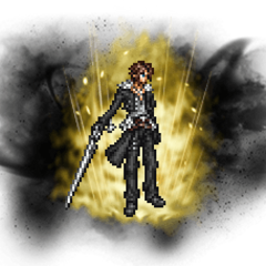 Ultimate & Ultimate+ Squall.
